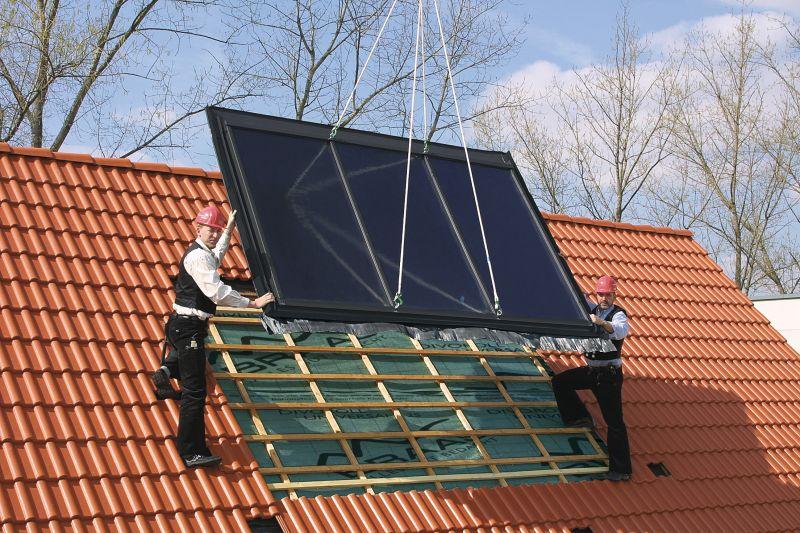 solartechnik thermokollektoren die sonne schickt keine rechnung. Black Bedroom Furniture Sets. Home Design Ideas